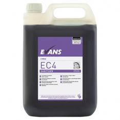 Evans EC4 A133 Surface Sanitizer Concentrate, 5 litre