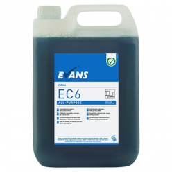 Evans EC6 A033 All Purpose Cleaner Concentrate, 5 Litre