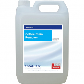 Craftex 0065 Coffee Stain Remover 5 Litre
