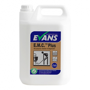 Evans A080 EMC Heavy Duty Safety Floor Cleaner 5 litre