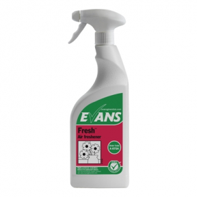 Evans A075 Fresh Air Freshener, 750ml Trigger, Odour Neutralliser, Wild Berry