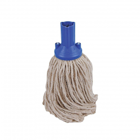 RS Exel PY Mop Heads BLUE