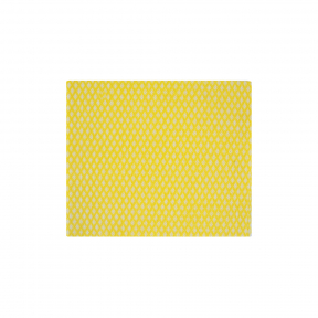 Light weight cleaning wiping cloths, Pack of 50, YELLOW