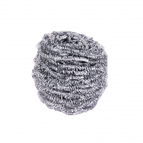 10x Large Stainless steel scourers, ideal for caterers
