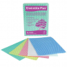 Ecotech Envirolite Plus Medium Weight Colour coded cleaning cloths, ELPF50G, 50 per pack, GREEN