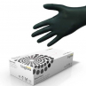 Disposable Nitrile Powder Free Gloves, Black Pearl Colour, Medical Examination Gloves, SMALL