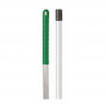 RS 103171 Exel Aluminium Handle, 137cm, GREEN