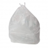 1000 x Square White Bin Liners Flat Packed, SQU1